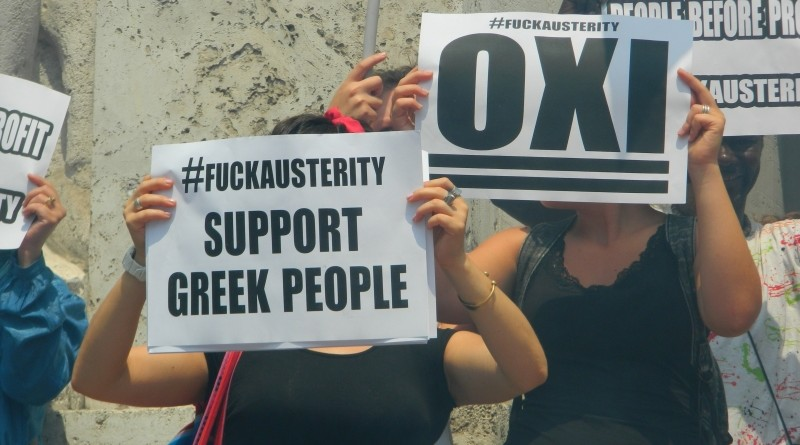 Greek Oxi Vote